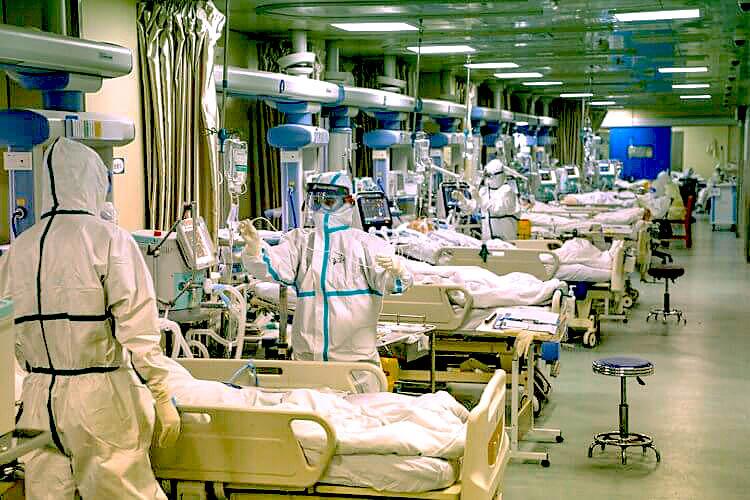 Использование аппаратов ИВЛ при лечении тяжелобольных с коронавирусом