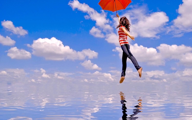 Бегущая по облакам