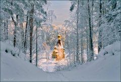 Храм_Вуокса_зима
