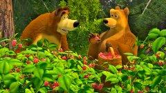 Малина и медведи